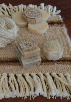 Studio soaps and knits